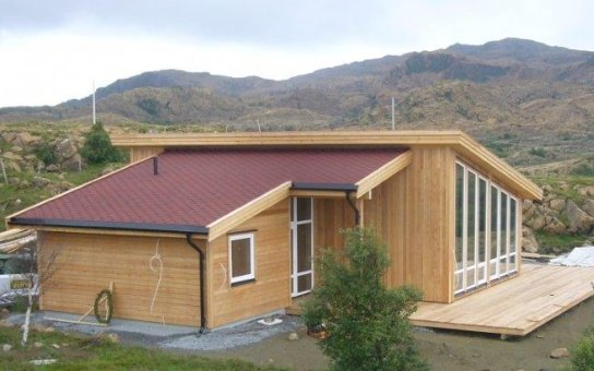 Finnvik namai Norvegijoje