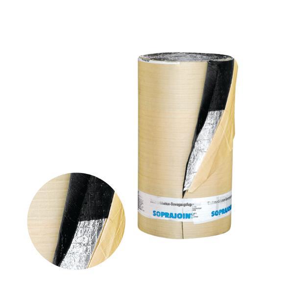 bituminė hidroizoliacija - soprema soprajoint